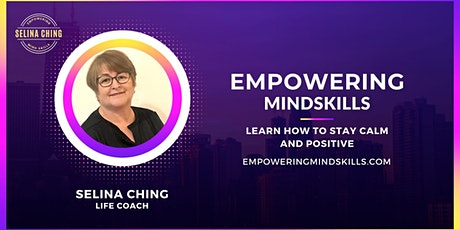 Learn to live your Best Life, through your own Mindskills tickets