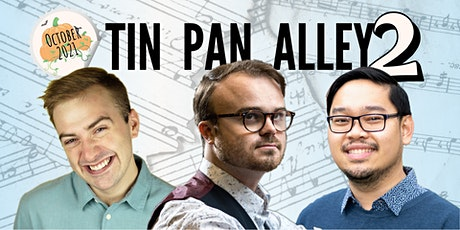 Tin Pan Alley 2 Concert Series: October 2021 edition tickets