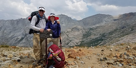 Walking the Wild:  Backpack the Big SEKI loop in Sequoia and Kings  Canyon tickets