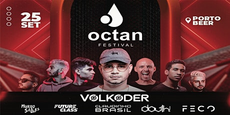Octan Festival ingressos