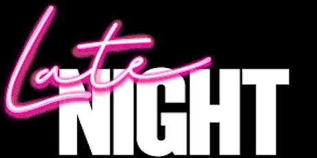 Let's Do It Radio - Late Nite- FUNKY Instrumental Music /Smooth R&B Jazz boletos