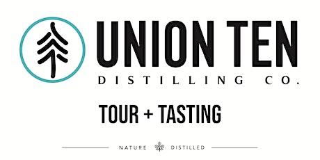 Distillery Tour + Tasting (Voucher Required) tickets
