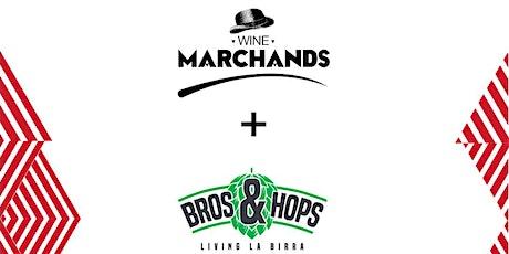 Vinos x sus Enologos en Bros & Hops entradas