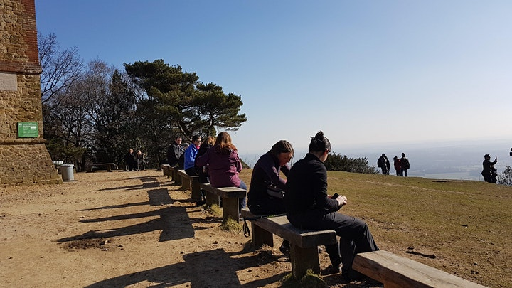 Leith Hill & Tillingbourne Waterfall Hike image