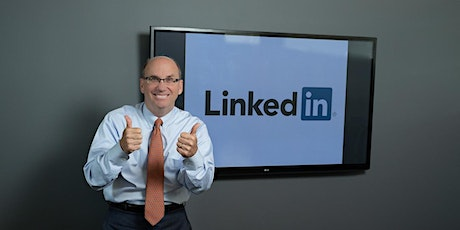 Optimize Your LinkedIn Company Page & Effectively Market Your Business tickets