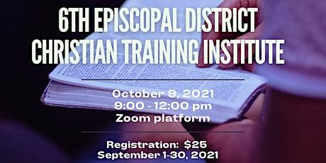 WGR CTI: Sixth District Christian Training Institute 2021 tickets