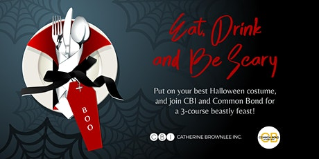 Eat, Drink, and Be Scary tickets