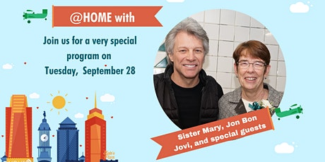 @ HOME with Sister Mary Scullion, Jon Bon Jovi , and special guests tickets
