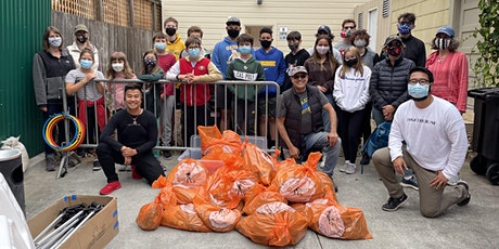 Upper Haight Cleanup tickets