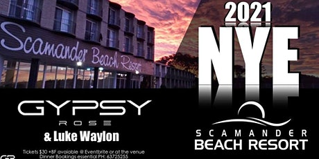 Gypsy Rose New Years Eve 2021 tickets