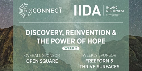 POSTPONED! ReCONNECT   DISCOVERY, REINVENTION + THE POWER OF HOPE tickets