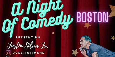 A Night of Comedy tickets