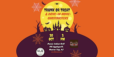 Trunk Or Treat & Drive-In Movie Night: Ghostbusters tickets