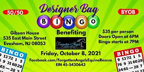 Designer Bag Bingo Fundraiser tickets