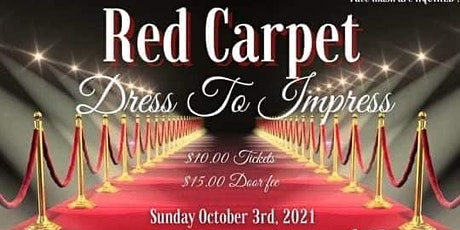 Red Carpet Fashion Show tickets