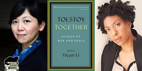 Left Bank Books   Tolstoy Together: 85 Days of War and Peace tickets