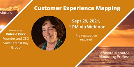 Customer Journey/Experience Mapping 101 tickets