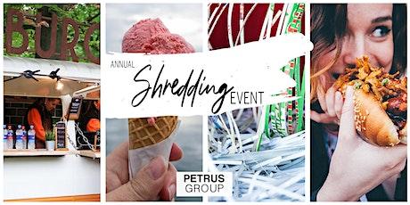 Petrus Group Annual Shredding Event tickets