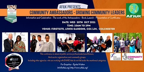 Community Ambassadors - Growing Community Leaders tickets