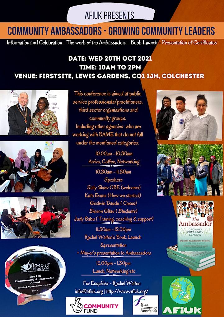 Community Ambassadors - Growing Community Leaders image