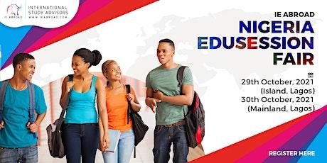 Edusessions 2.0 - International Study Abroad Fair (Victoria Island) tickets