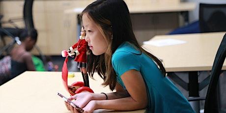 SmartGurlz Coding Class - Hosted by Kuriosity Robotics tickets