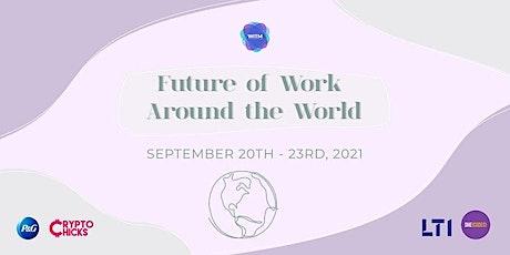Future of Work Around the World tickets