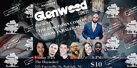 The Best Damn Comedy Show in Raleigh tickets