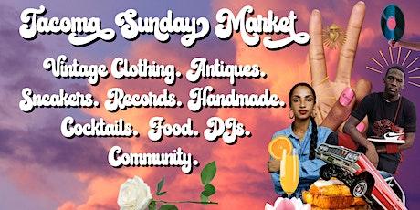Tacoma Sunday Market tickets