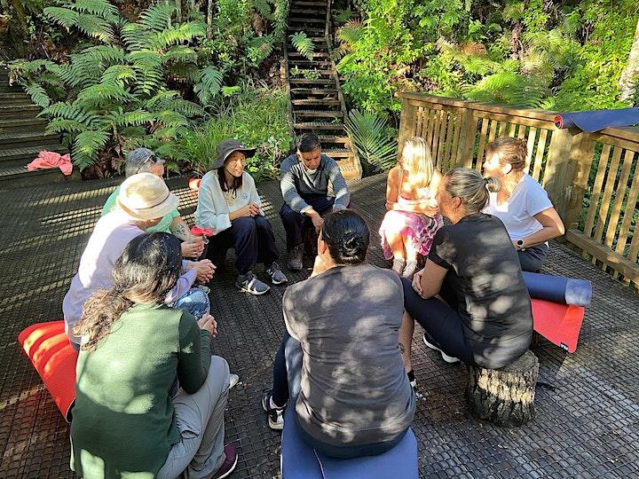 FREE Earth Village Online Retreat Workshop image