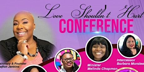 Love Shouldn't Hurt Conference Tickets