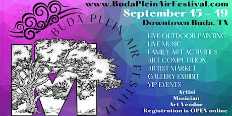 Buda Plein Air Festival tickets