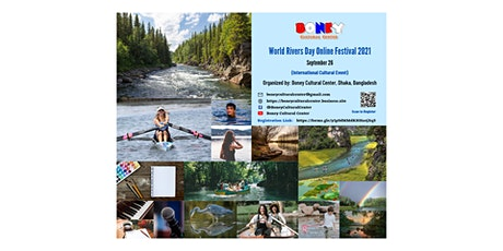 World Rivers Day Online Festival 2021 tickets