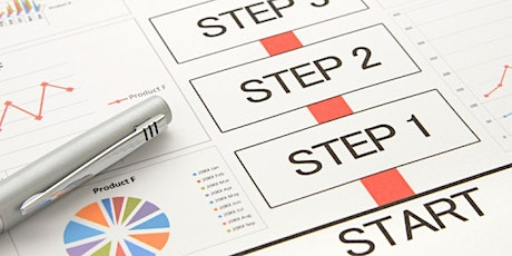 12 Steps for Launching a Business Session 1 tickets