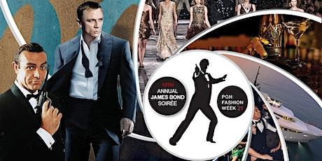 10th Annual James Bond Soiree tickets