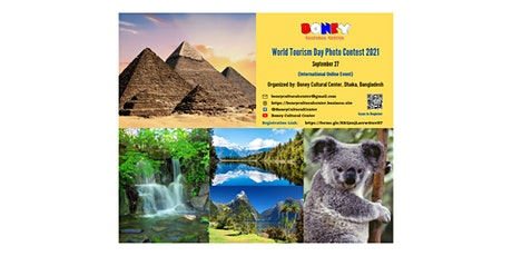 World Tourism Day Photo Contest 2021 tickets