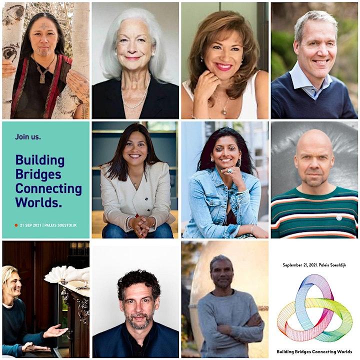 Building Bridges, Connecting Worlds image