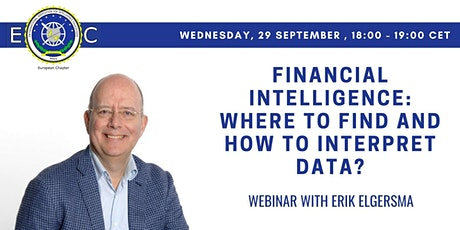 Financial Intelligence: Where to Find and How to Interpret Financial Data? tickets