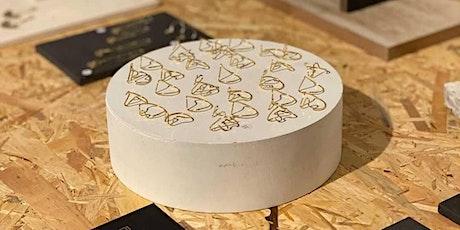 Atelier de fabrication de bijou - bagues billets