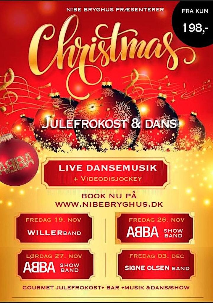 Julefrokost og Dans  på Nibe Bryghus image