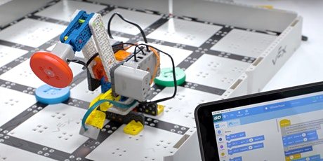 Gratis robotica ontdekkingsles | 8-10 jaar tickets