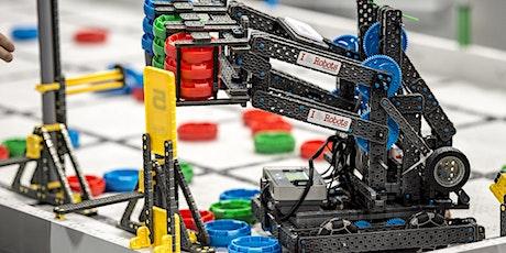 Gratis robotica ontdekkingsles | 11-14 jaar tickets