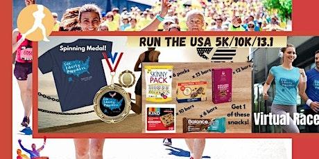 Run 5K/10K/13.1 WASHINGTON tickets