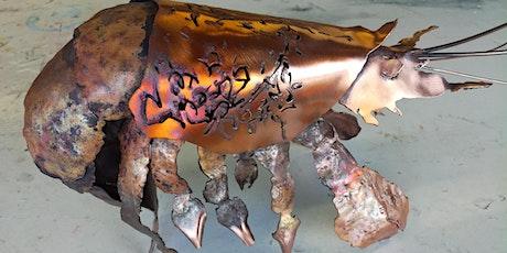 Sheet Copper Sculpture (Mon - Thurs, 22 - 25 Nov 2021) tickets