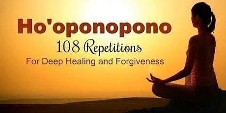 Surender with Ho'oponopono and Open Heart Healing Oil tickets
