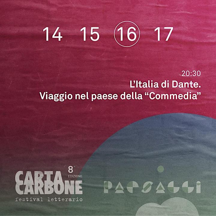 """Immagine L'Italia di Dante. Viaggio nel Paese della """"Commedia"""""""