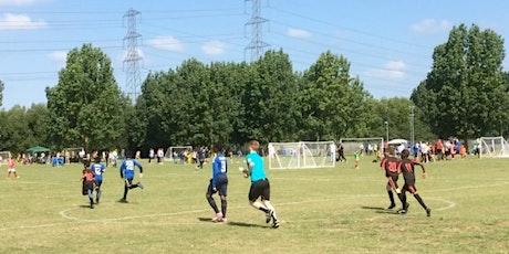 Newham Football Trial Talent ID Day Football Team U8 U9 U10 U11 tickets