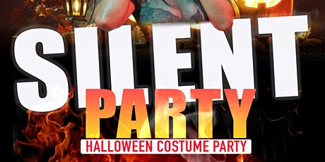 Halloween Costume SILENT PARTY @Plush tickets