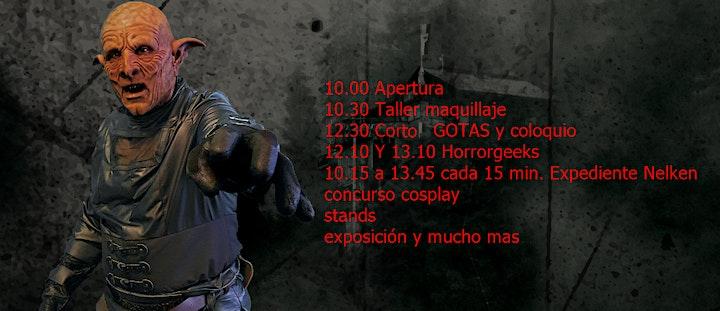 Imagen de HorrorcónSpain I Jornadas de terror