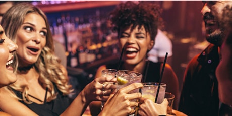 Saturday Night Singles Party (Age Range:25-40) Free Drink Included tickets